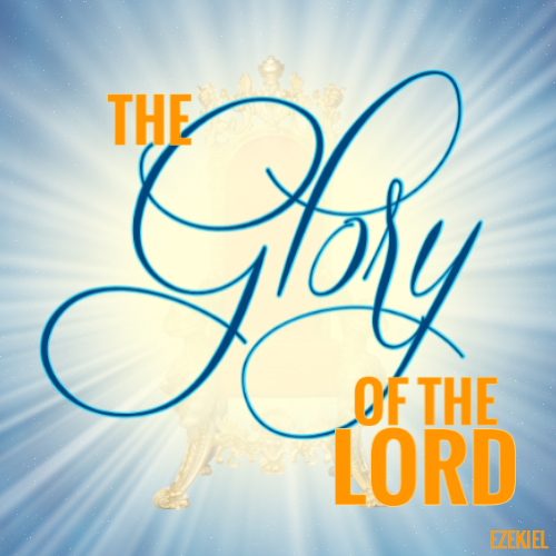 Ezekiel: The Glory of the Lord logo
